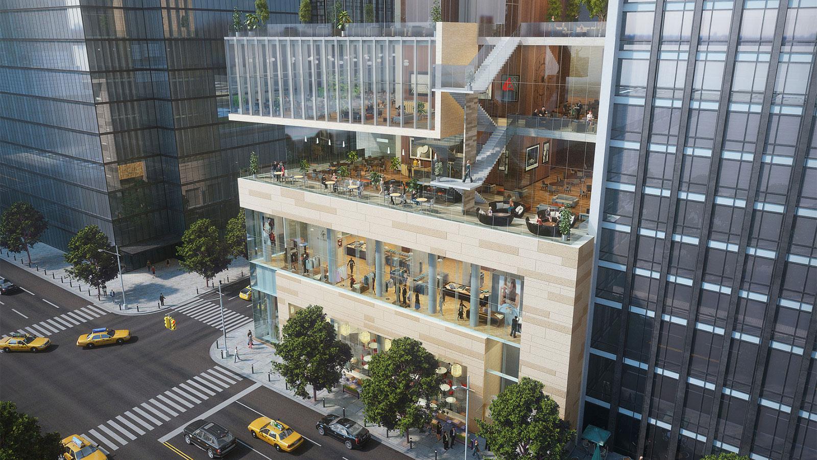Hudson Rise, 470 Eleventh Avenue