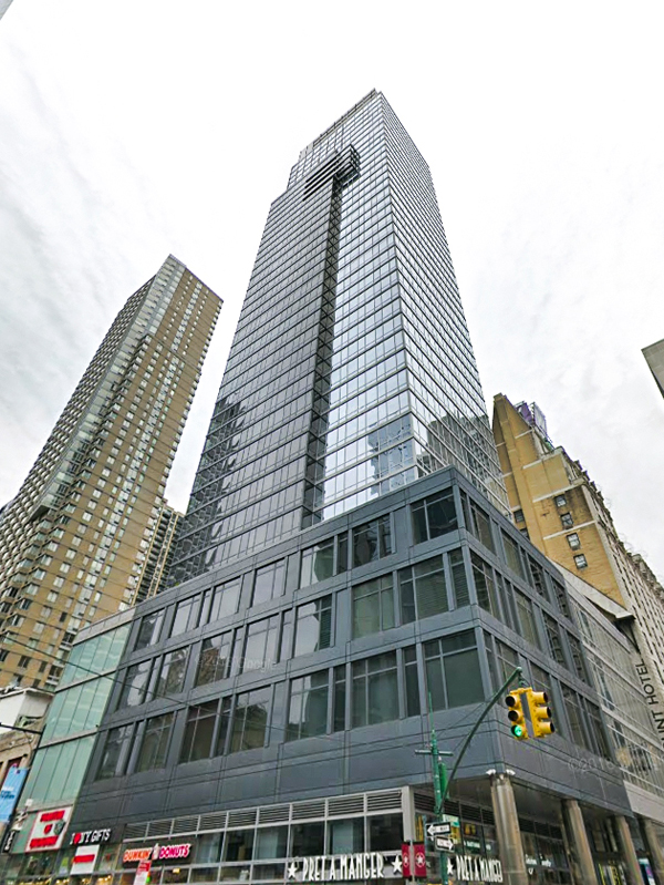 The Platinum, 247 West 46th Street