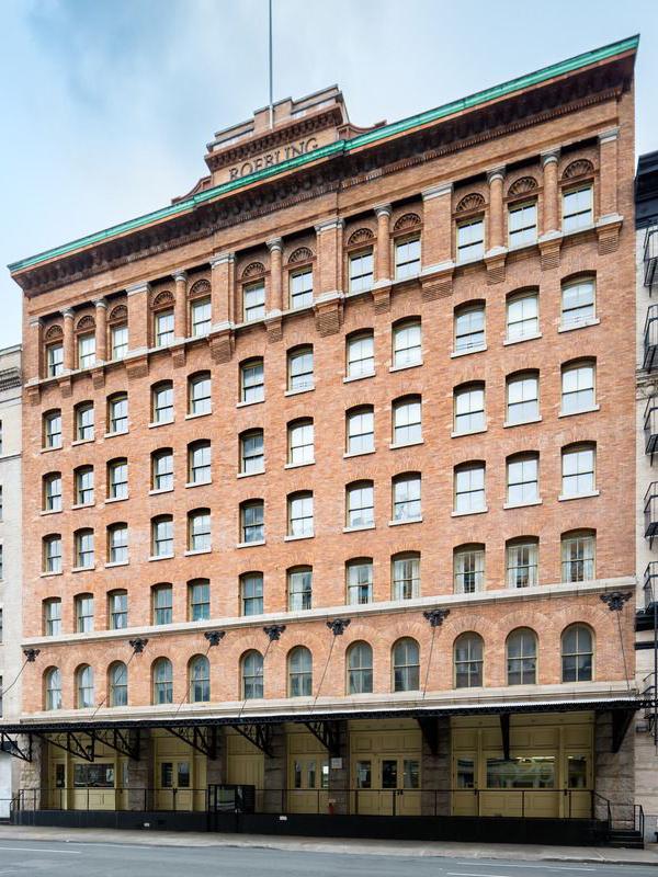 The Roebling Building, 169 Hudson Street