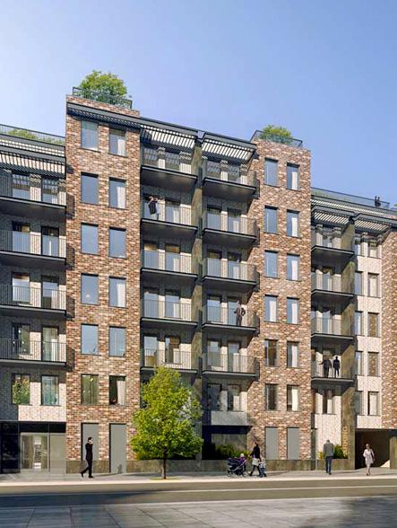 The Berkley, 223 North 8th Street