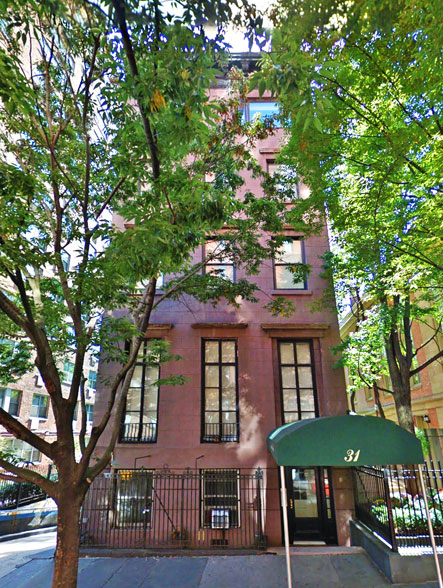 31 Gramercy Park South
