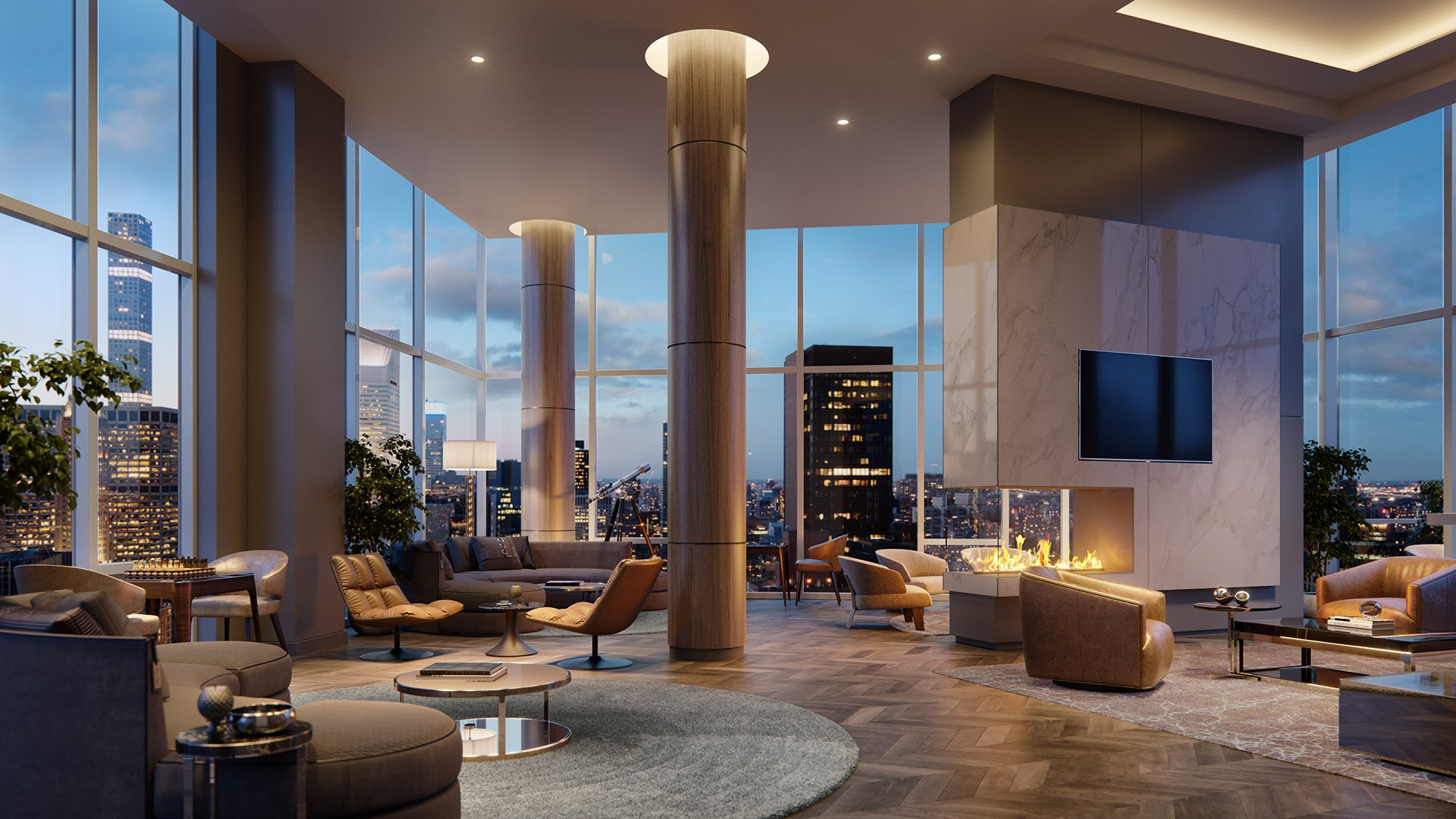 Summit, 222 East 44th Street, NYC - Rental Apartments ...