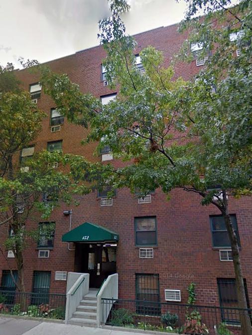 West Village Houses, 152 Bank Street