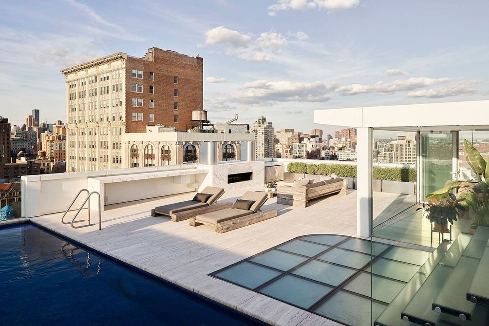 240 Park Avenue South, #Penthouse