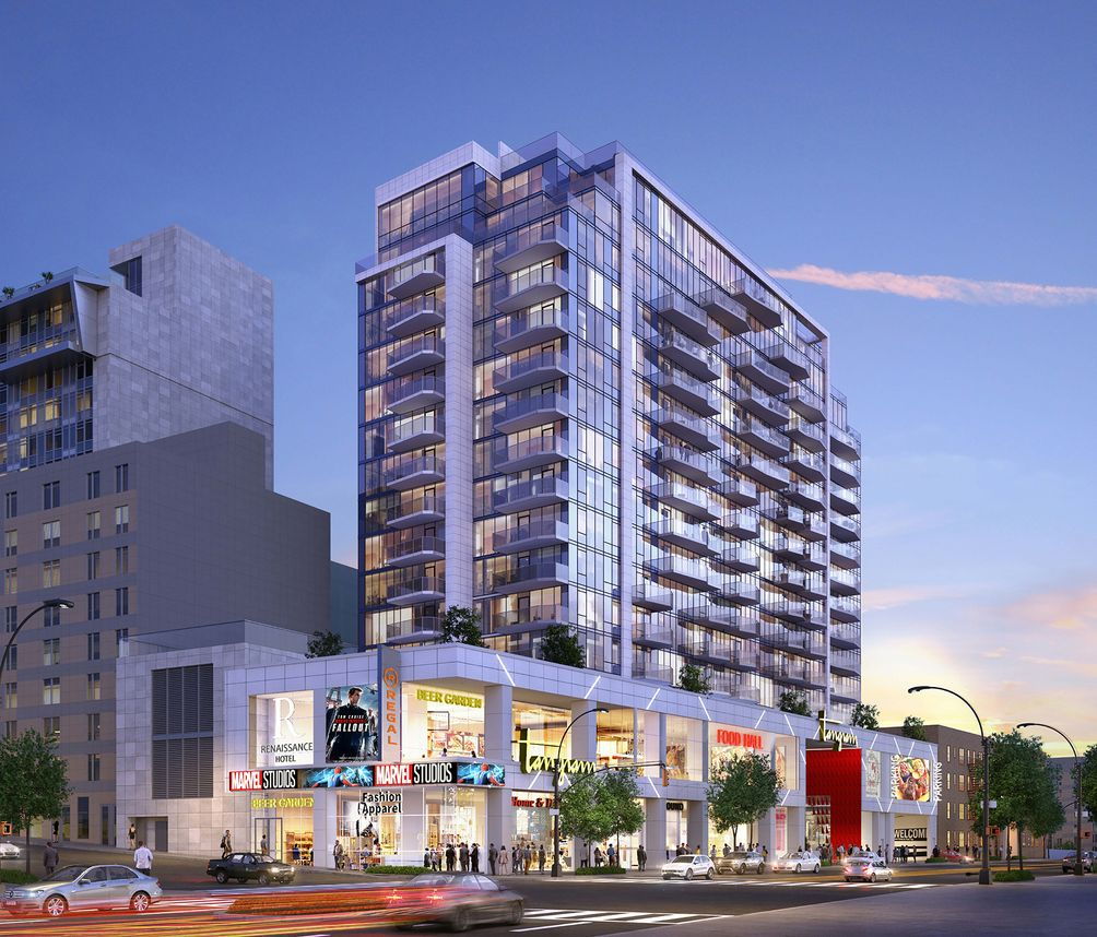 First Look At Flushing S Exciting New Residential And Culinary Offerings In Tangram Cityrealty