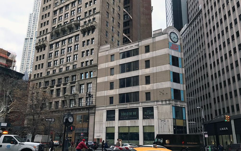 1 Park Row exteriors