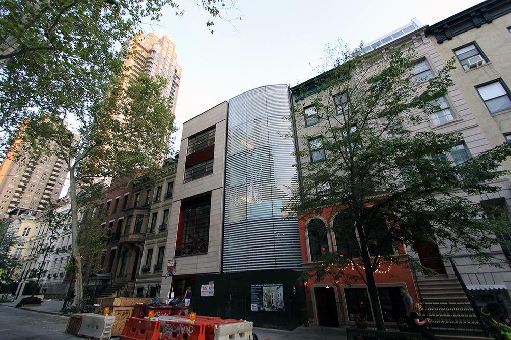 Rafael Vinoly, Upper East Side, Lenox Hill,