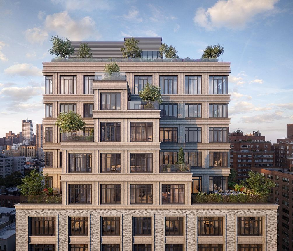 Condo Rentals In Nyc: 40 East End Readies For May Sales Launch; See First