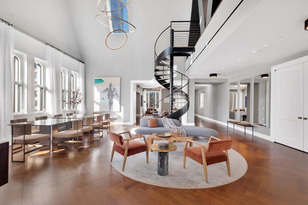 Cathedral Ceilings The Pros And Cons Of Double Height Spaces See 15 Stunning Examples Inside Cityrealty
