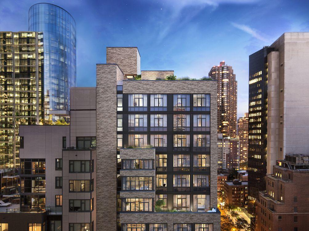 591 Third Avenue exteriors