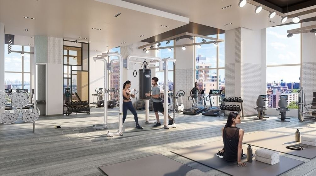 Brooklyn Point amenities