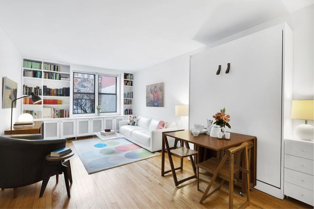 150 East 27th Street interiors
