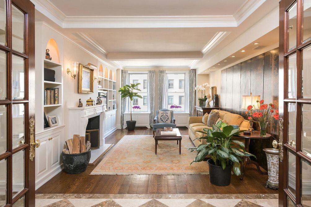46 Great Jones Street interiors
