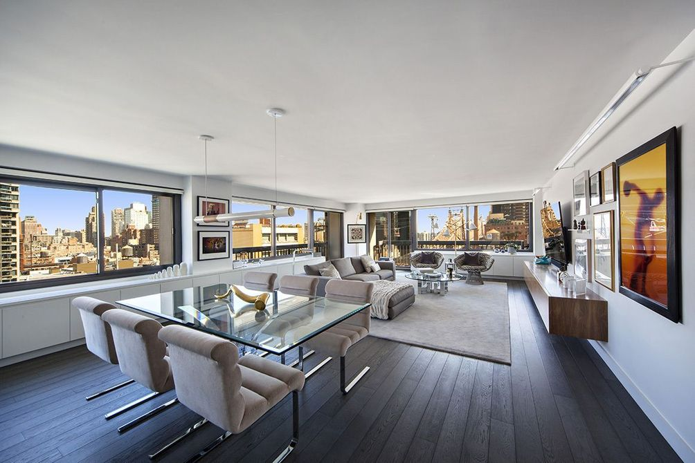 300 East 59th Street interiors