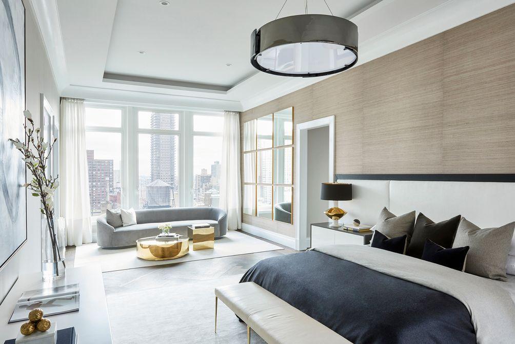 1110 Park Avenue PH interiors
