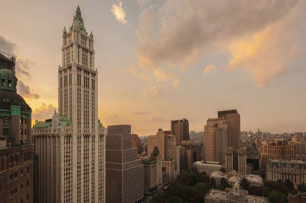 THe Woolworth Building-94