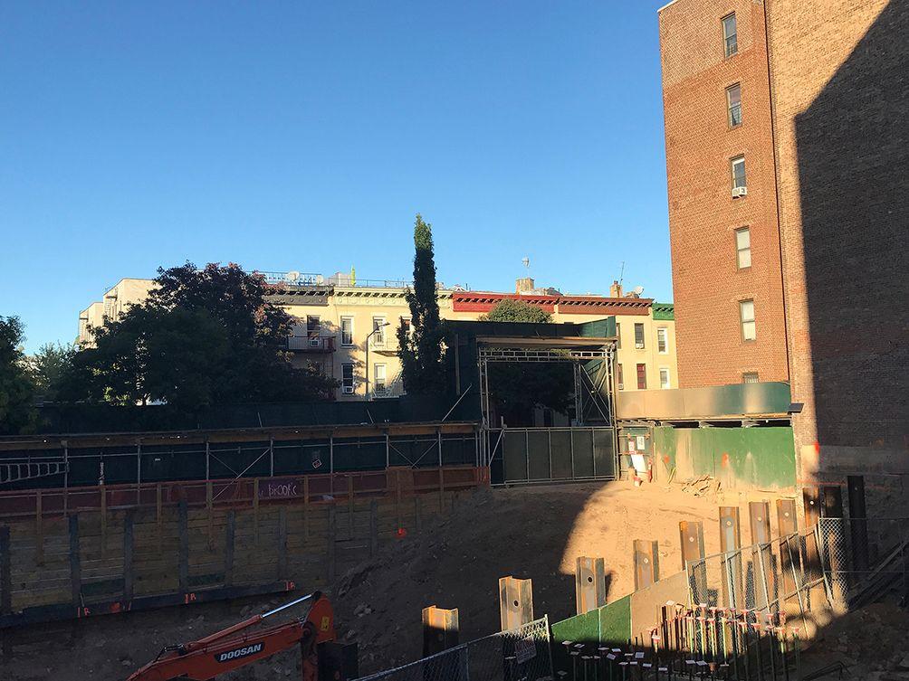 805 Washington Avenue Construction Full