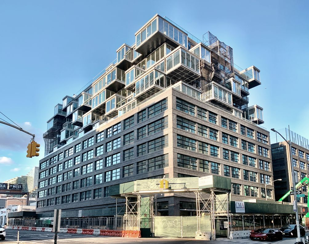 The West at 547 West 47th Street