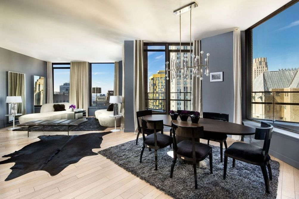 Currently There Is A Total Of 31 Apartments For At 75 Wall Street Studios Are Priced From 749 000 1 Bedrooms 390 2