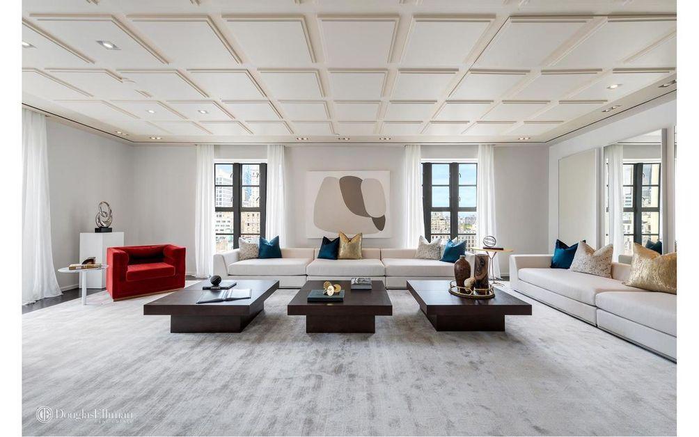 140 East 63rd Street interiors