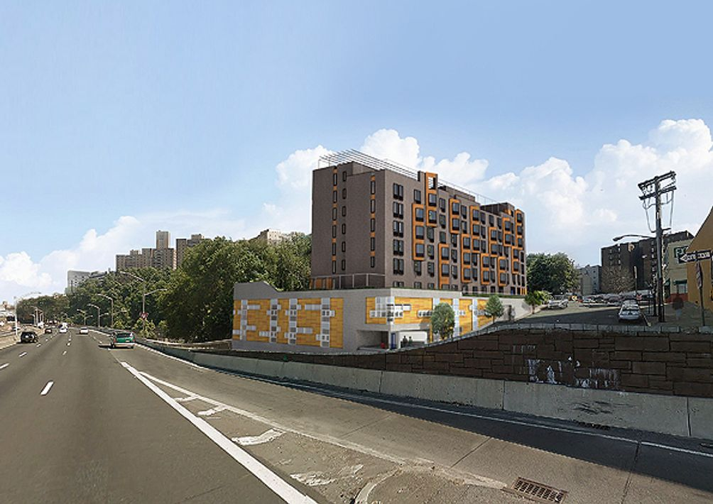 affordable housing and shelter residence rising in university