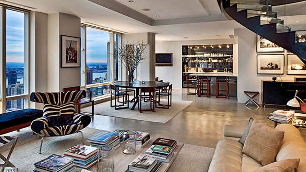 The trump factor nyc buildings that bear the trump name for Central park apartments ny