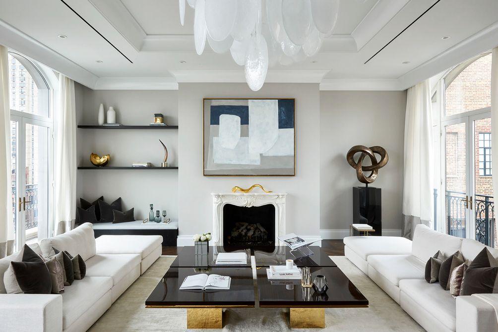 1110 Park Avenue #PH interiors