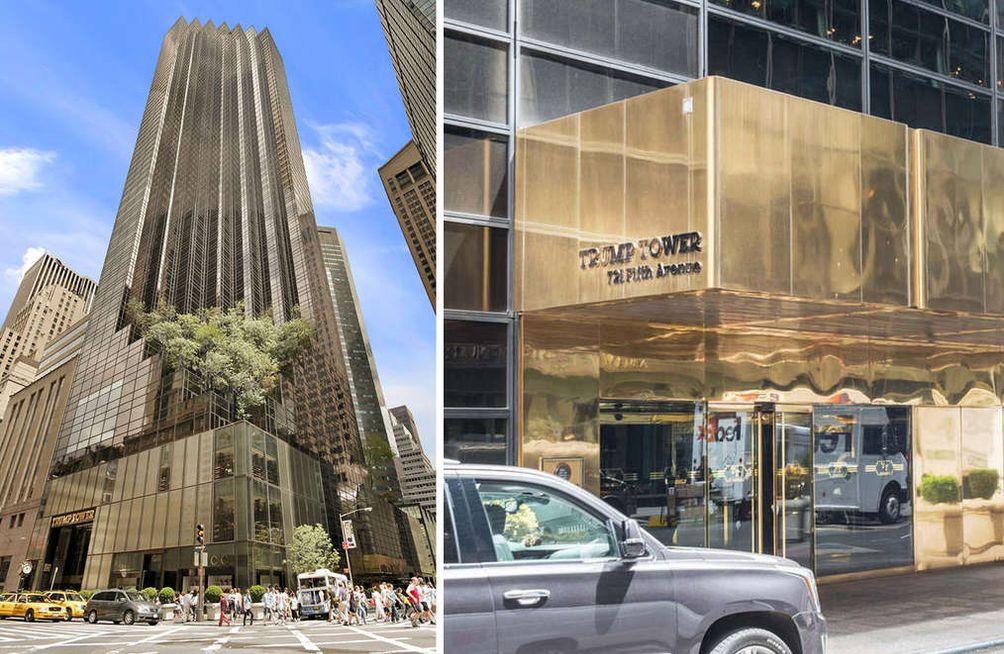721 Fifth Avenue exterior