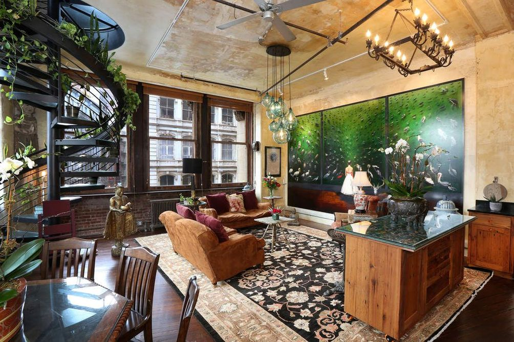 874 Broadway interiors