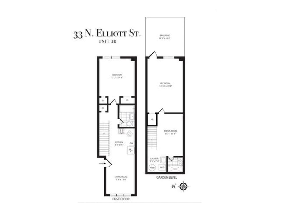 33 North Elliott Street