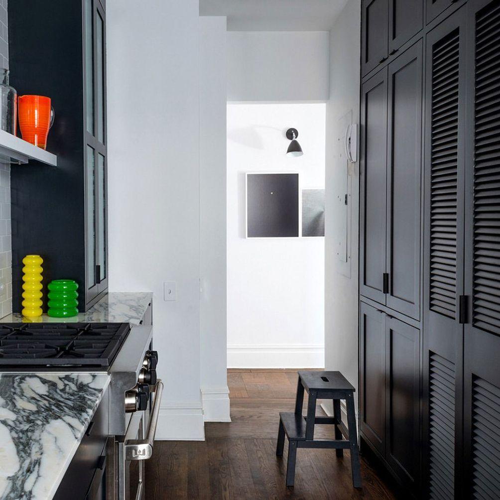 Vertical closets, platt dana architects