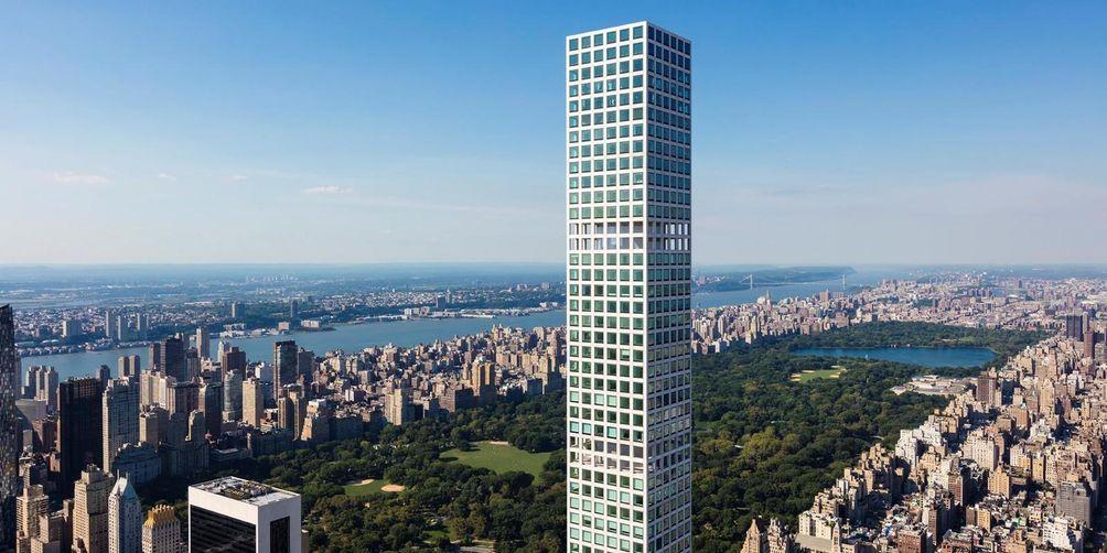 432 Park Avenue -apartments
