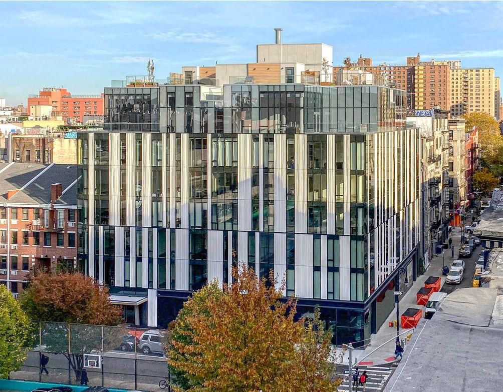 150 rivington street rendering