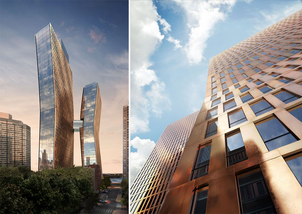 The American Copper Buildings Readies For Leasing With New Renderings And Website Affordable