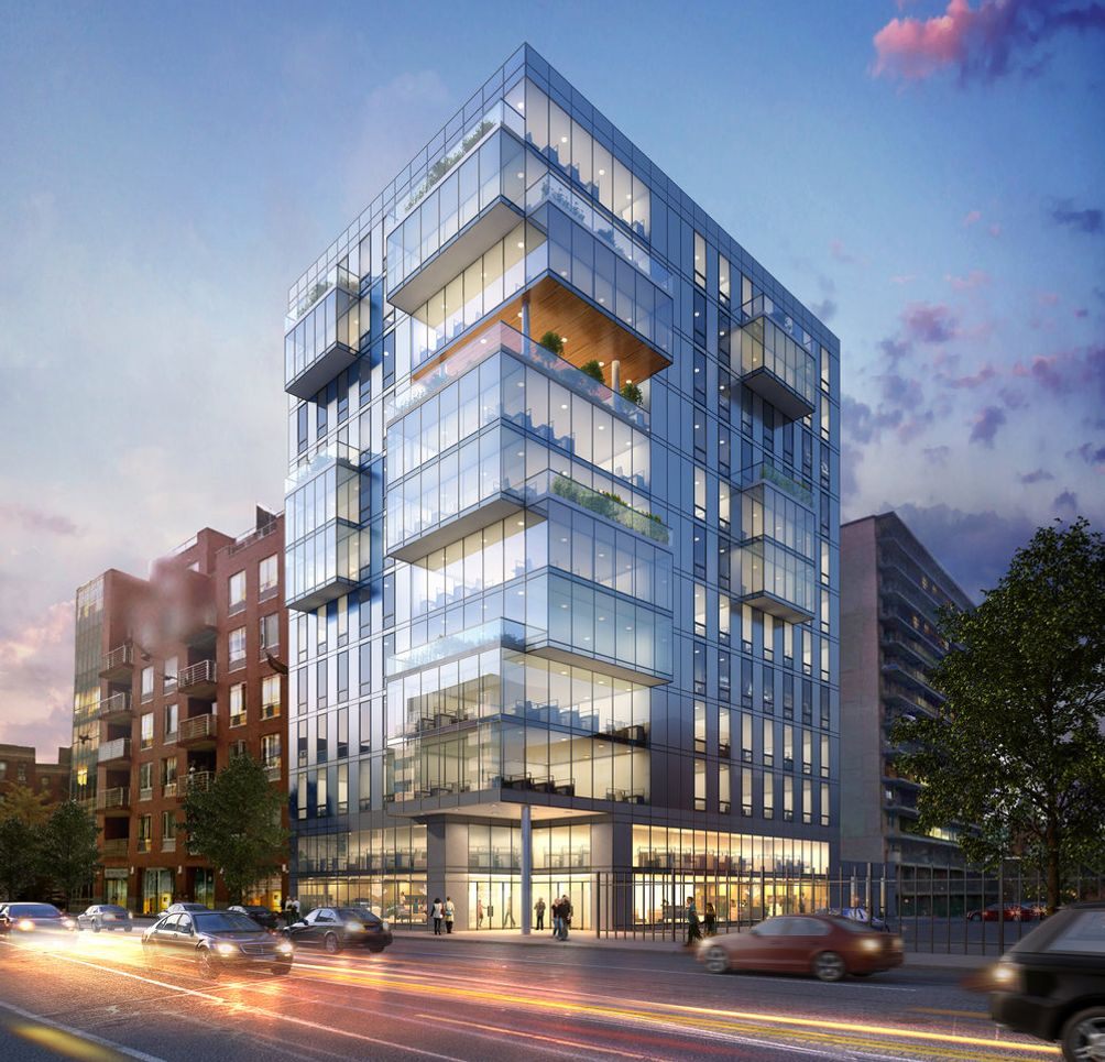 Revealed: This Flashy Office Tower Will Rise Next to a