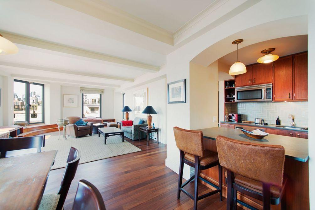 Fifth Avenue apartment