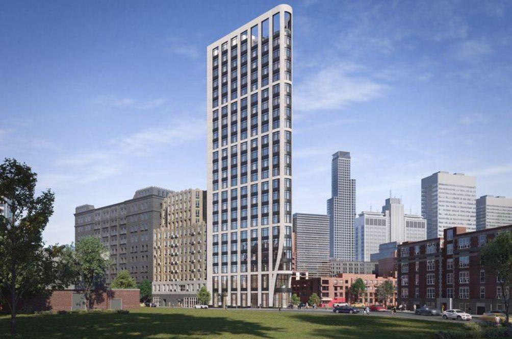 41-05 29th Street  rendering