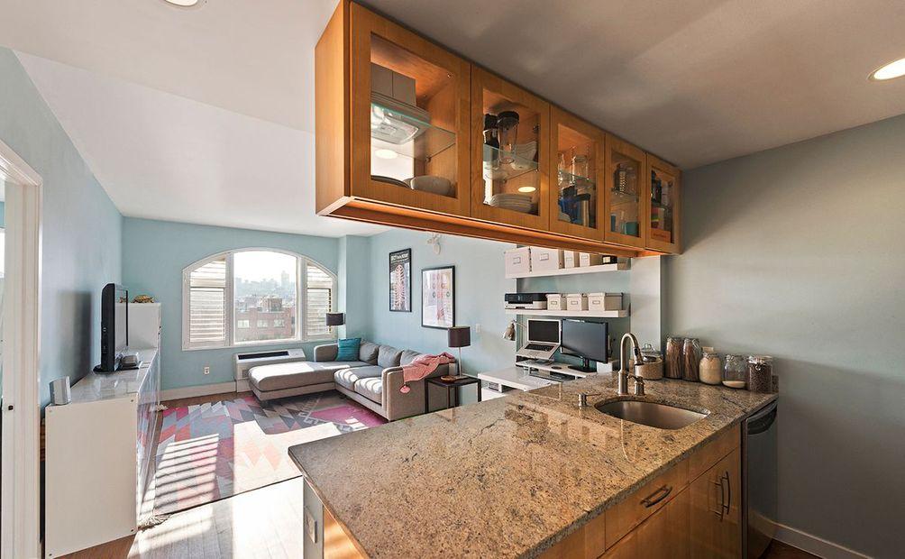 161 East 110th Street interiors