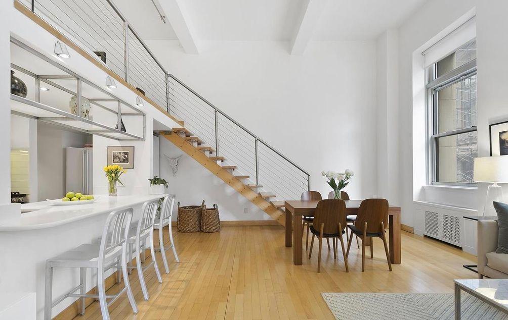 96 Schermerhorn Street interiors