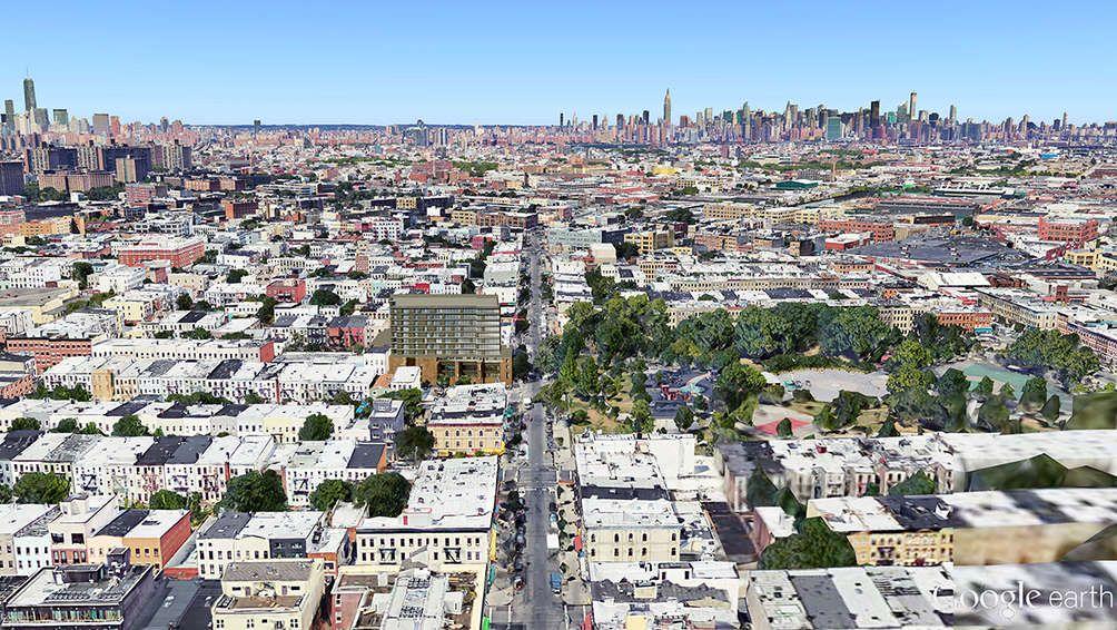 260 Knickerbocker Avenue, ND Architecture & Design, Bushwick, Brooklyn, affordable housing