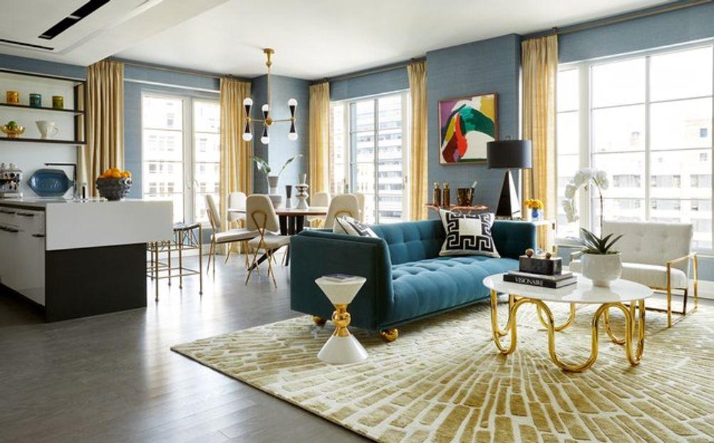 70 Charlton Street interiors