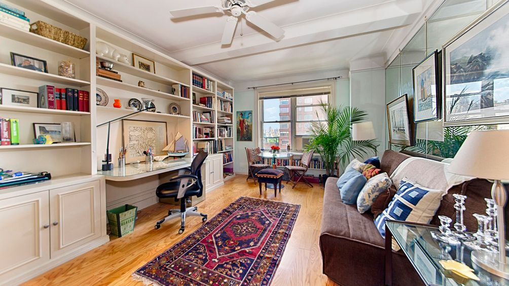 127 West 79th Street interiors
