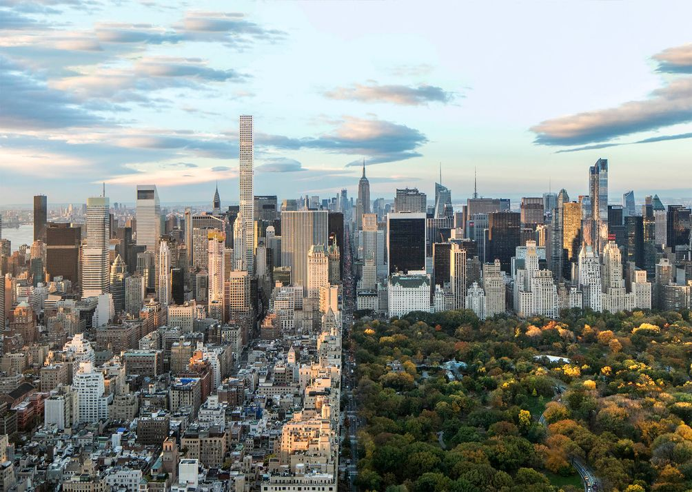 432 Park Avenue New York City