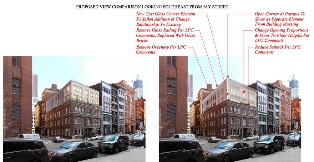 50 Hudson Street Update