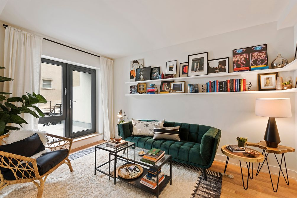 282 Nassau Avenue interiors