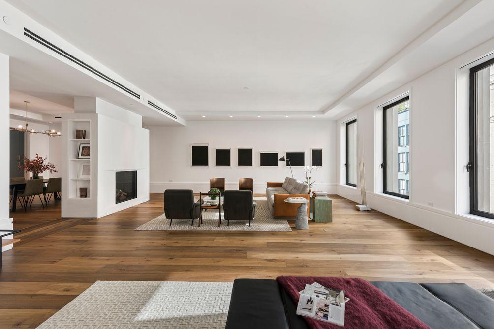 150 Wooster Street interiors