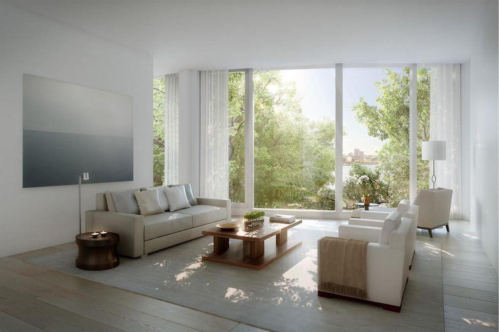 160 leroy living room