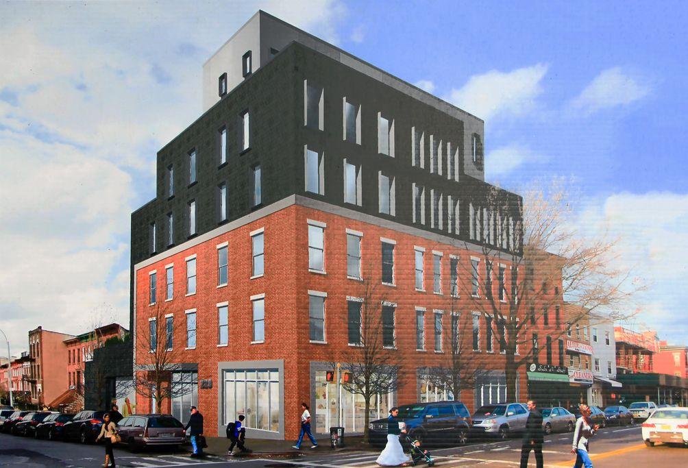 628 fifth avenue rendering