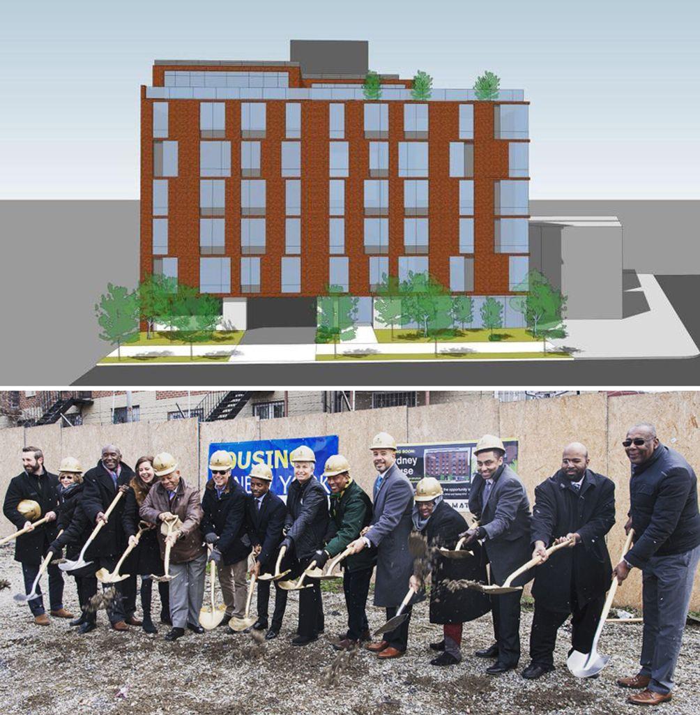 839-843 Tilden Street rendering