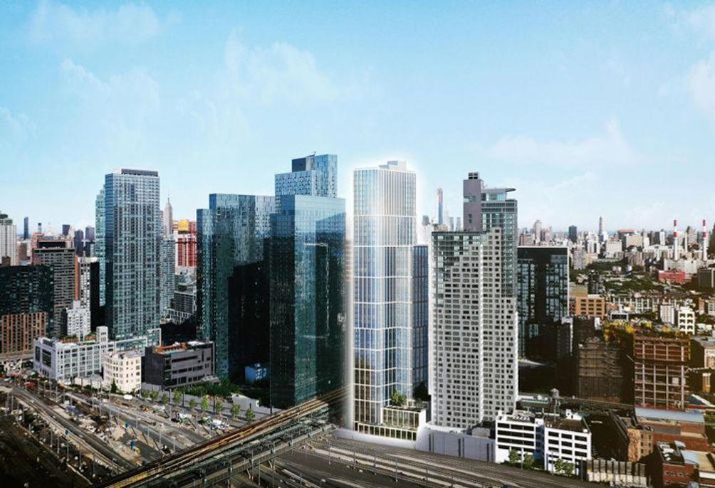 QPX, 30-25 Queens Boulevard, Court Square, Long Island City, Queens, development, Modern Spaces